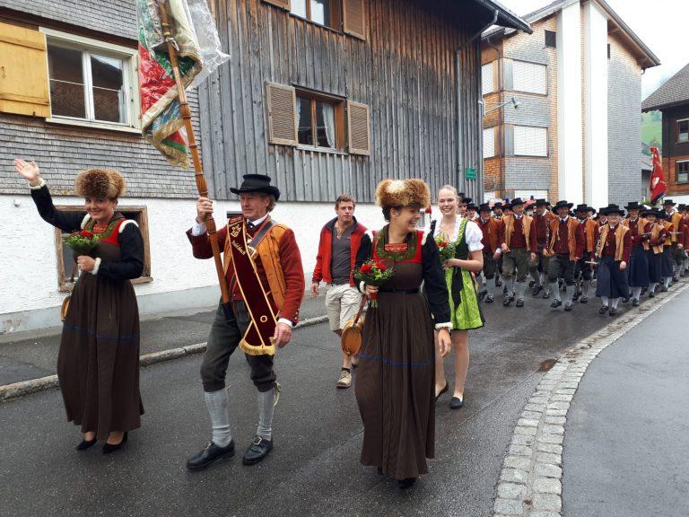 Bezirksfeuerwehrfest Schwarzenberg 2019